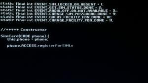 Nice programming excerpt in Nikita